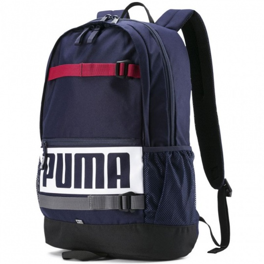 Puma Deck Backpack navy 074706 24