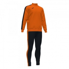 JOMA ACADEMY III TRACKSUIT ORANGE-BLACK
