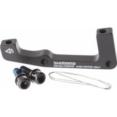 adaptér kotúčové brzdy Shimano predné 203mm štandard original balenie
