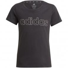 Adidas Essentials Logo Tee Jr GN4042