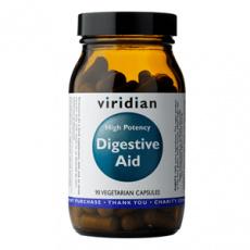 High Potency Digestive Aid 90 kapslí (Enzýmy, betaín, zázvor a mäta)
