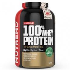 100% Whey Protein 2,25 kg NEW cookies cream + Šejker ZADARMO