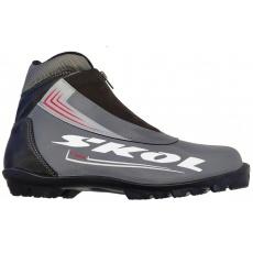 topánky na bežky SKOL RS 508 sivé