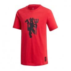 Adidas Mufc Graphic Jr FR3837 T-shirt
