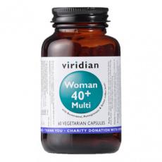 40+ Woman Multivitamín 60 kapslí (Natural multivitamín pre ženy)