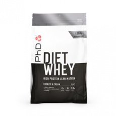 Diet Whey 1kg cookies and cream