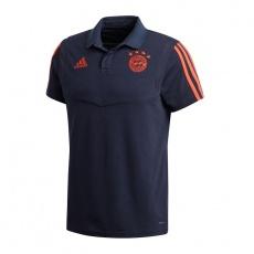 T-Shirt adidas Bayern Munich Polo 19/20 M DX9197