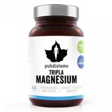 Triple Magnesium 60 kapslí (Hořčík)