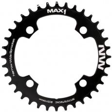 prevodník max1 Narrow Wide 36z čierny