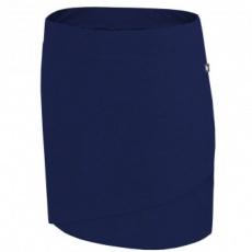 Skirt 4F W H4L19-SPUD002 30S navy blue