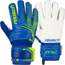 Goalkeeper gloves Reusch Attrakt SG Junior 5072815 4940