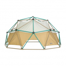 Geodome Lifetime Climbing Dome with Tent