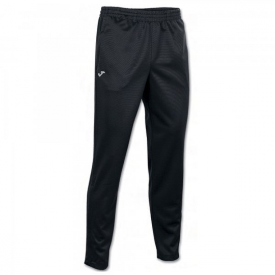 LONG PANT POLY. INTERLOCK BLACK