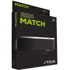 STIGA Match table tennis net with handles