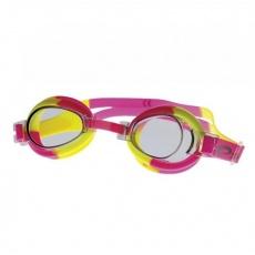 okuliare detské Spokey Jellyfish ružovo / žlté