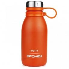 fľaša Spokey Hotte termo oceľ 550ml oranžová