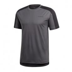 Adidas D2M Tee Plain T-shirt M DT3044