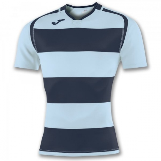 T-SHIRT PRORUGBY II NAVY-SKYBLUE S/S