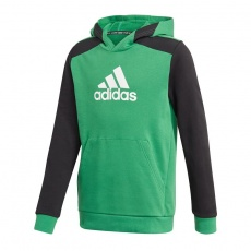 Adidas Badge of Sport Jr GJ6632 sweatshirt