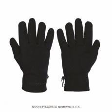 Progress R BLOCKWIND GLOVES fleecové rukavice