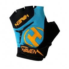 rukavice dětské HAVEN DEMO SHORT modro/oranžové