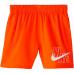 Logo Solid Lap JR NESSA771 822 Swimming Shorts