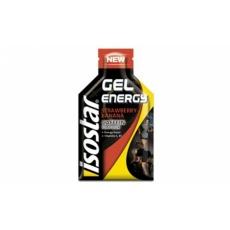 gel ISOSTAR Coffein/Jahoda a Banán 35g