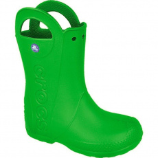 Wellingtons Crocs Handle It Kids 12803 dark green