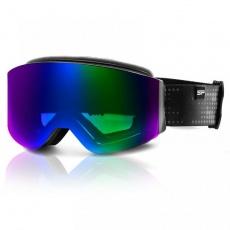 okuliare lyžiarske SPOKEY GRANBY čierno / modré