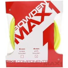 bowden max1 4 mm fluo žltá balenie 3 m