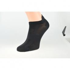 4F Socks H4L20-SOD004-20S čierne 35-38