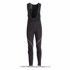 Progress TR PRIMER BIB pánske zimné elastické nohavice s traka
