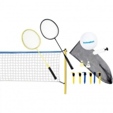 Volleyball and badminton set 5in1 Scatch 143880