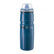 fľaša ELITE Nanofly 21' modrá s krytkou termo 500 ml