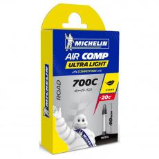 "duše MICHELIN AIR COMP ULTRALIGHT 28 ""x0.75/1.0 (18 / 25-622) FV / 40mm"