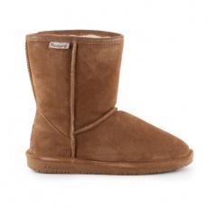 BearPaw Emma Youth W Hickory Neverwet Shoes