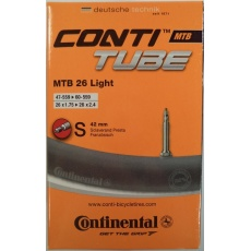 duše Continental MTB Light 26 (47-559/60-559) FV/42mm