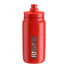fľaša ELITE FLY 20 červená / červené logo 550 ml