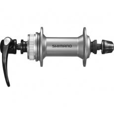náboj Shimano Alivio HB-M4050 přední 36d stříbrný servisní balení