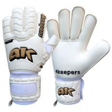 4Keppers Goalkeeper gloves Champ Gold IV HB