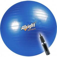 ALLRIGHT 75cm gym ball + pump