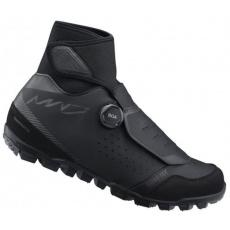 topánky Shimano MW701 zimné čierne