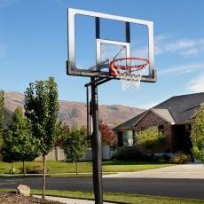 """Lifetime 52 """"Austin 71281 Basketball Stand"""