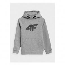 4F Junior sweatshirt HJZ21-JBLM001 Gray