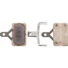 brzdové doštičky Shimano XT, XTR, SLX E01S kovové original balenie