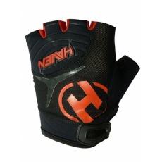rukavice HAVEN DEMO SHORT čierno / červené