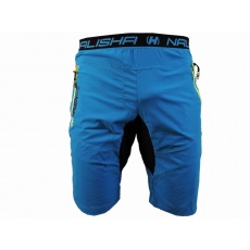 kalhoty krátké unisex HAVEN NALISHA SHORT modro/žluté