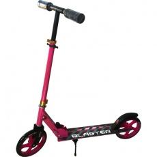 Blaster Roadrunner 200 mm scooter, pink