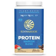 Proteín Blend BIO 750g moka (Hrachový a konopný proteín)