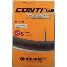 duša Continental MTB 26 (47-559 / 62-559) FV / 42mm